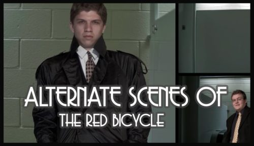 red bicycle, the red bicycle, film noir, neo noir, objectivist film,