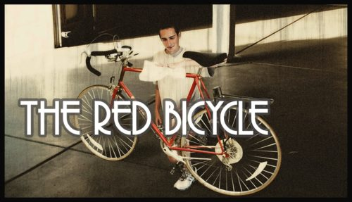 objectivism, objectivist film, film noir, neo noir, bicycles, red bicycle