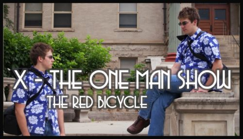 red bicycle, objectivism, objectivist film, making of red bicycle
